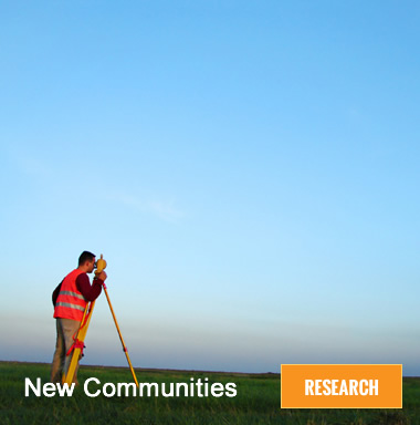 Locate New Communities