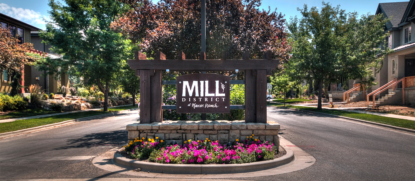 Mill District Northeast Boise Idaho