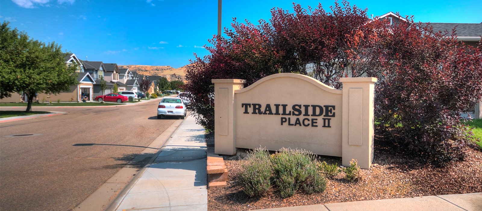 Trailside Place Community in SE Boise