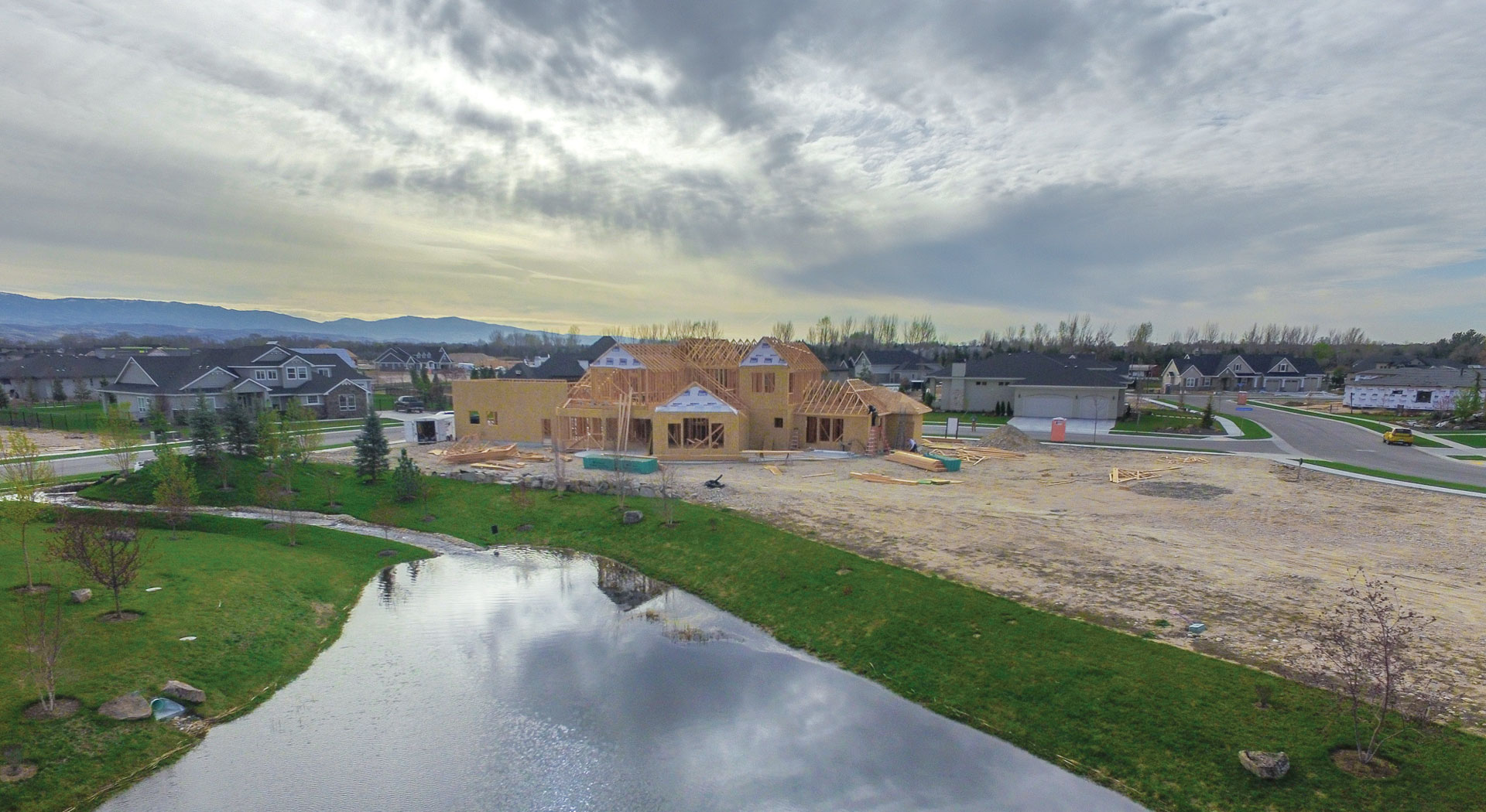 Boise Idaho - New Construction