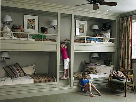 customized bedrooms for kids