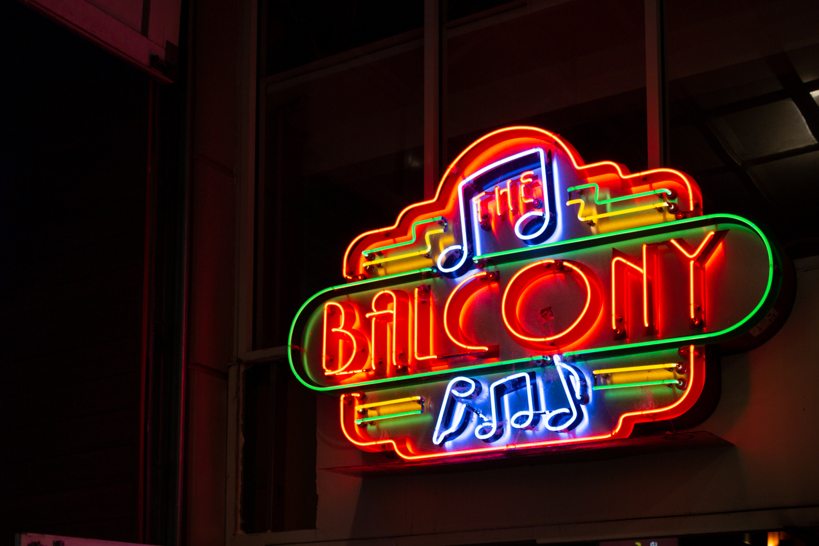 the balcony club downtown Boise idaho