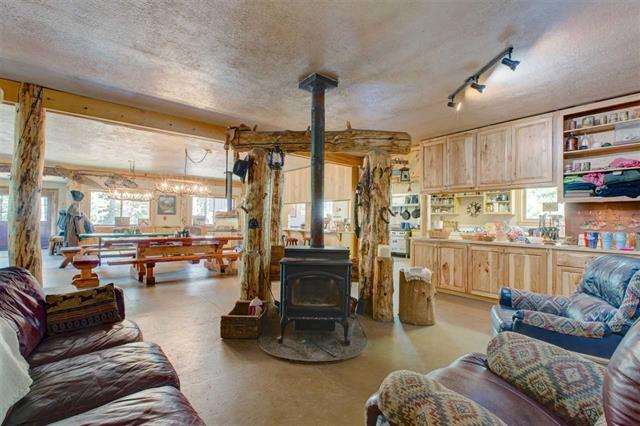 Idaho Back Country Lodge for Sale