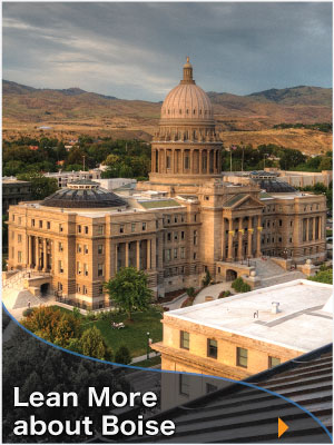 Learn more about Boise Idaho