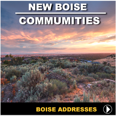 Boise New Communities