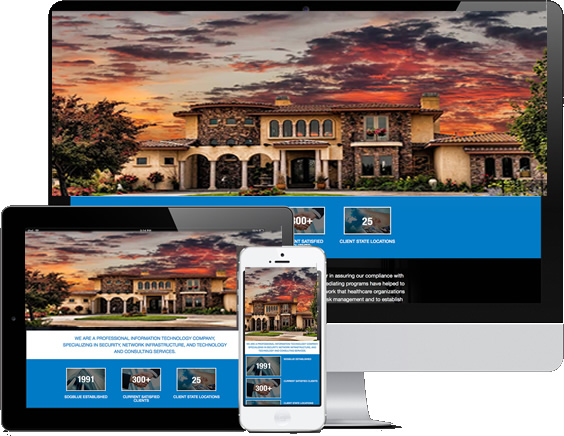 Boise Real Estate Web Pages