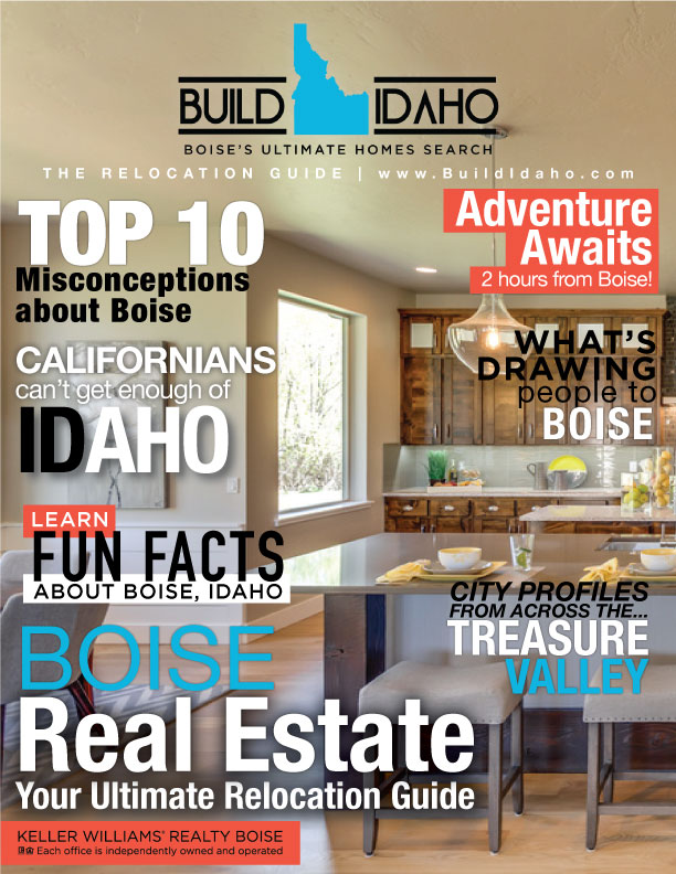 Boise Idaho Relocation Magazine