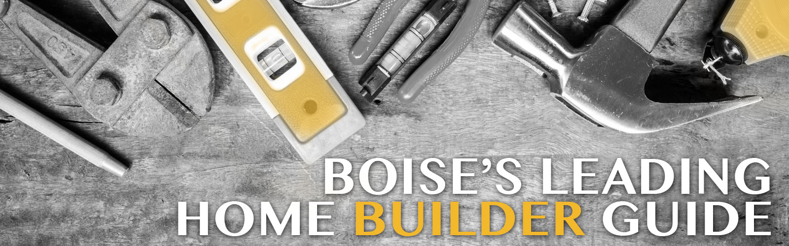 Home Builder Guide