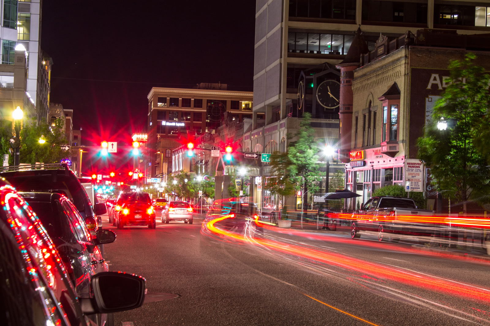 Downtown Boise Nightlife
