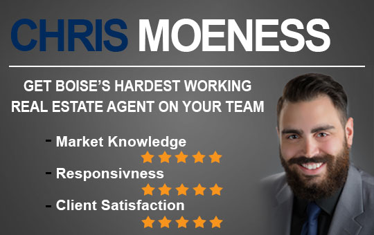 Chris Moeness, Idaho Real Estate Agent/ Realtor