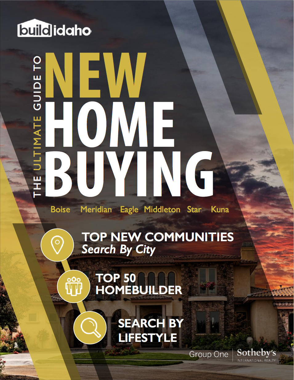 2017 Boise Idaho New Home Guide