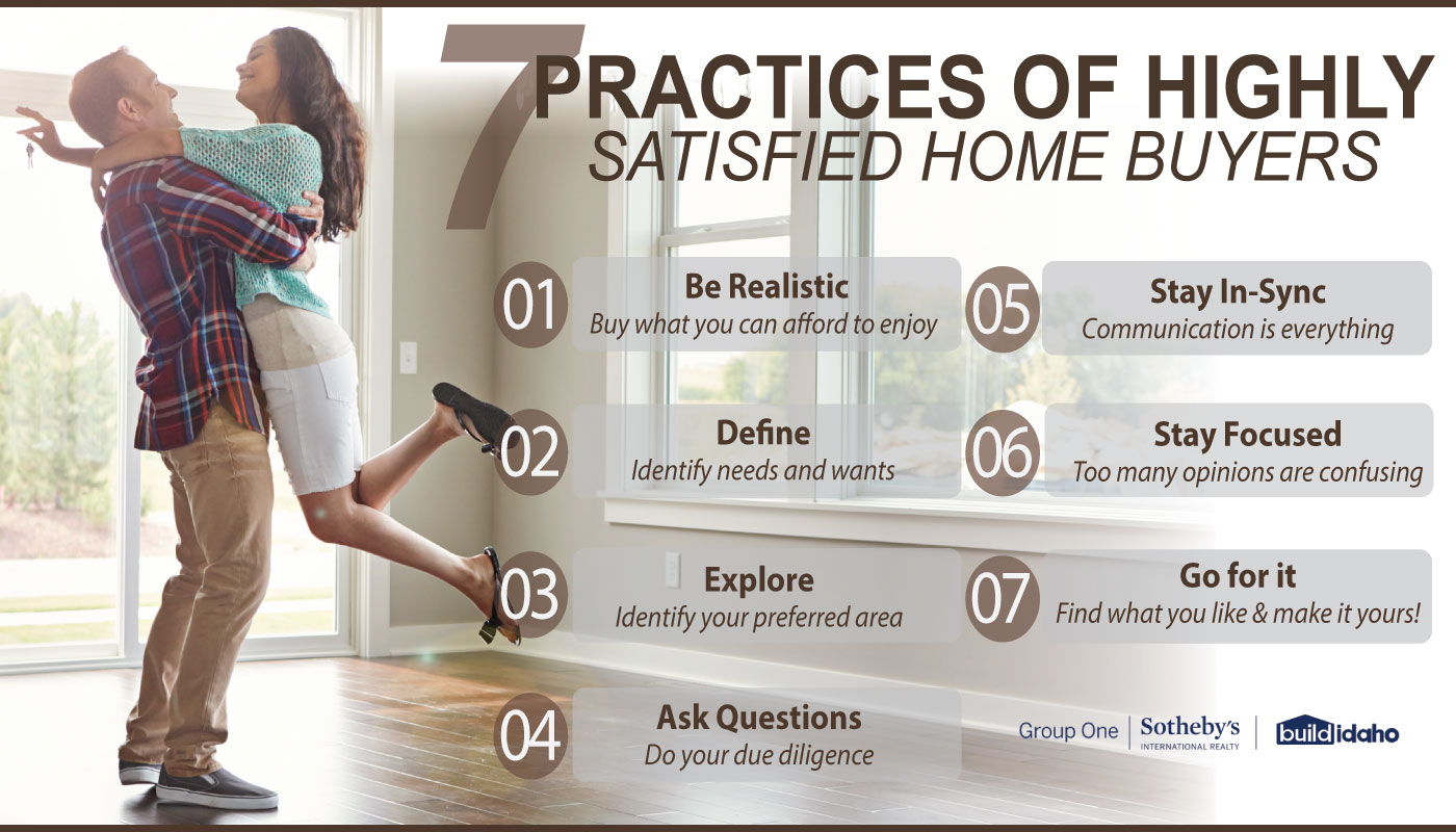 7 Practices of Highly Satisfied Home Buyers