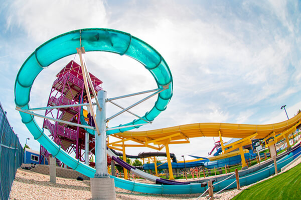 Roaring Springs Water Park in Meridian Idaho