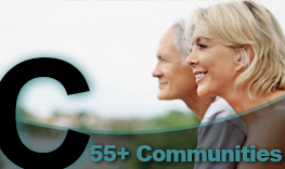 Homes for Sale in 55+ Communities