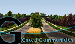 Homes in Gated Communitites