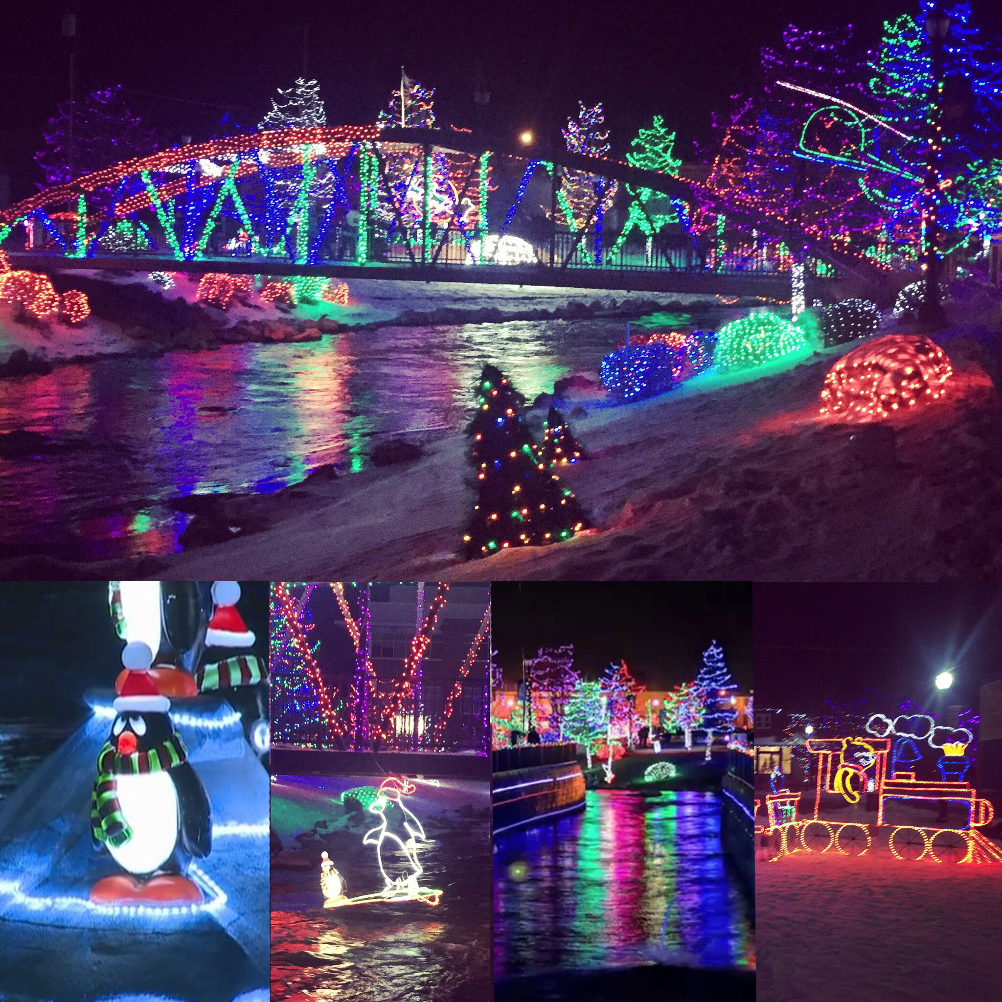 Caldwell Idaho Christmas Lights