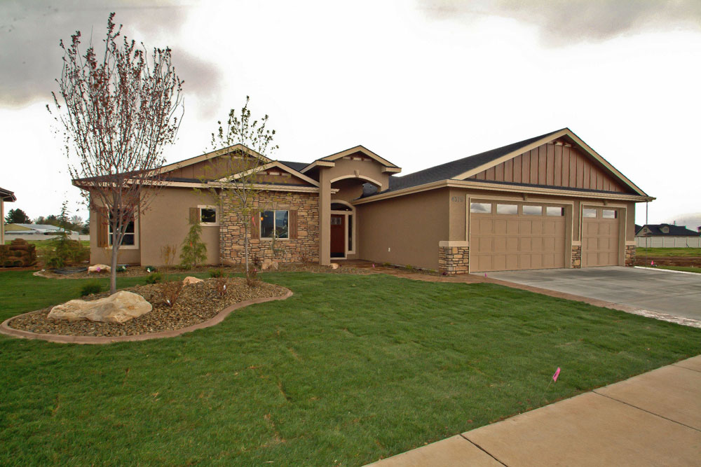 Amyx Parade Home At Alpine Pointe Meridian Idaho