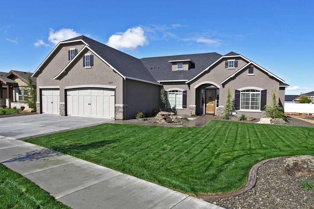 New homes in boise idaho for Building a house in idaho