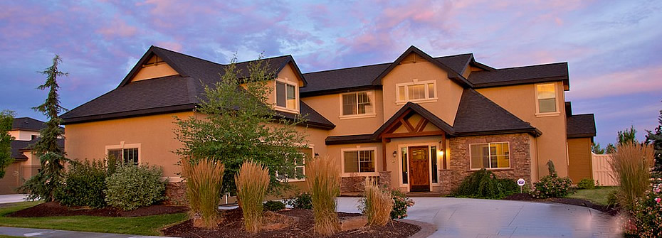 Amyx Signature Homes Meriidan Idaho