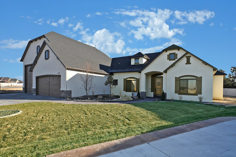 Meridian Idaho Home Builder Semi Custom Home