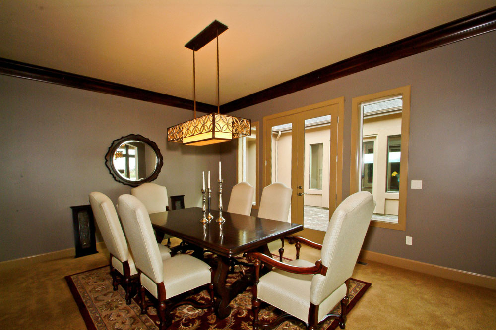 Blackstead Building Company 2011 Parade Home Dining Room