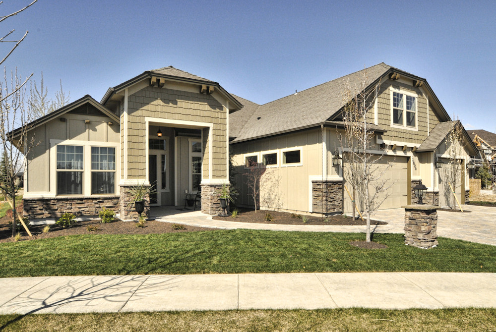 Boise Hunter Homes Parade Home in Lakemoor Eagle Idaho