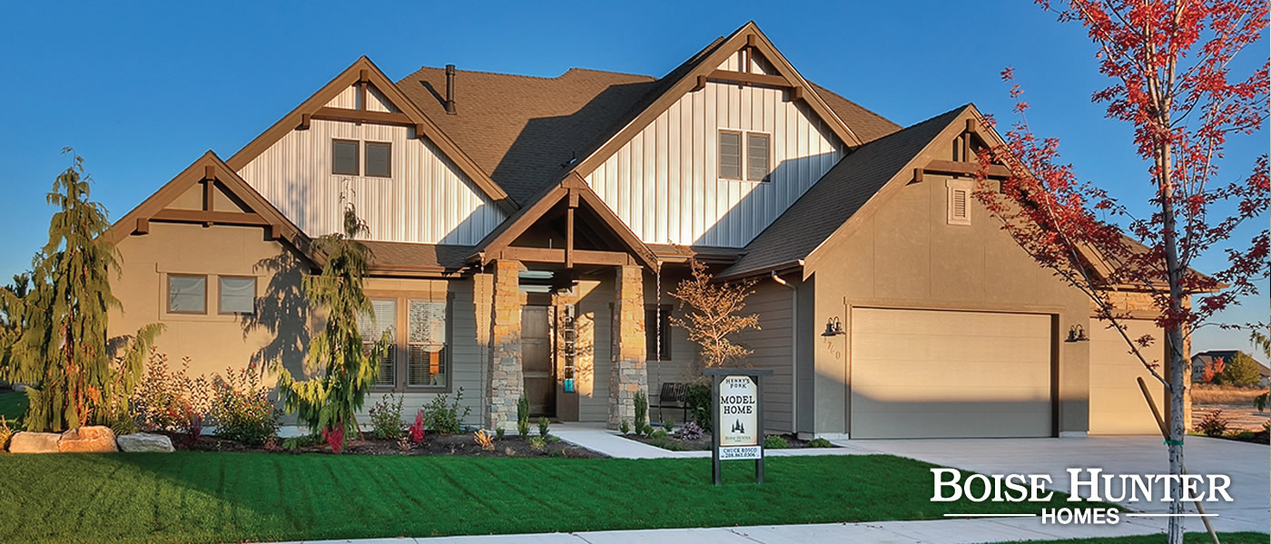 Boise Model Homes Home Decor Ideas
