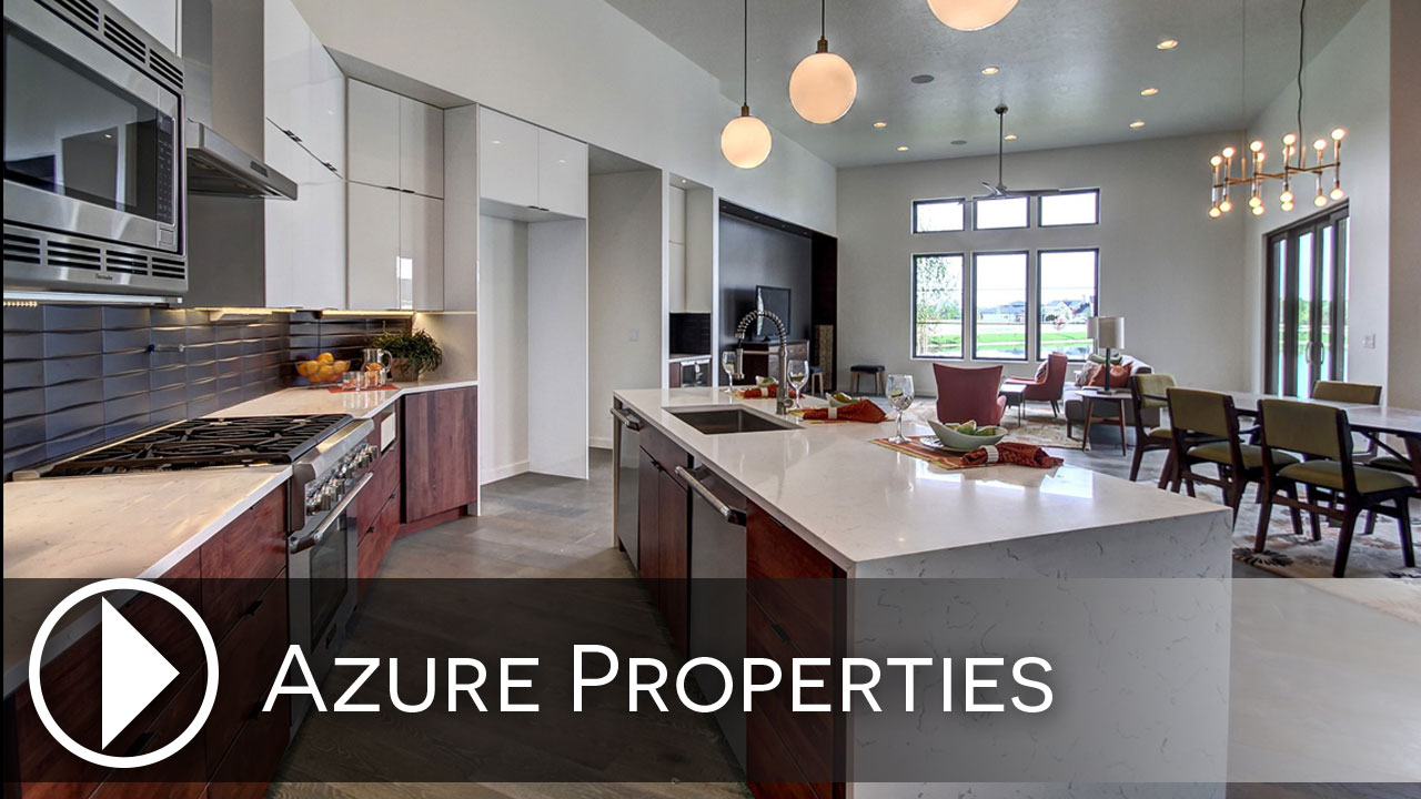 Custom Home in Mace River Ranch by Azure Properties