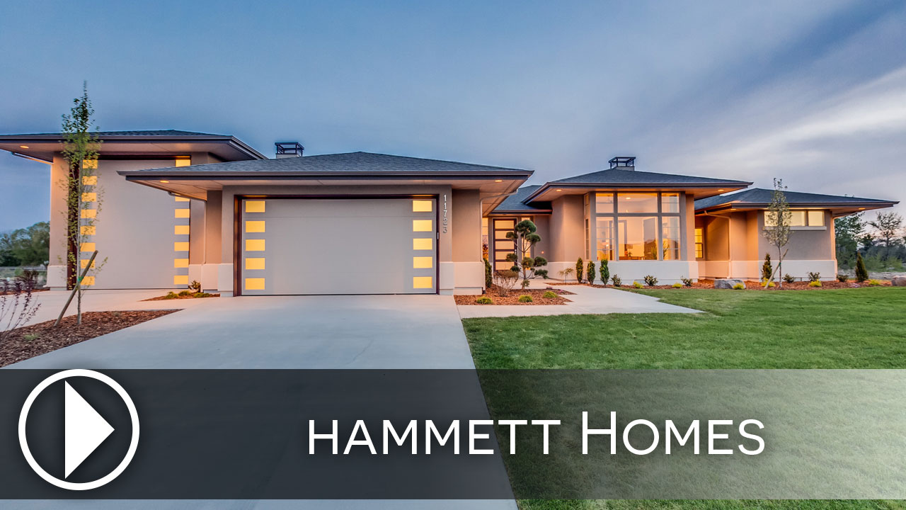 Boise's Hottest Home: Hammett Homes