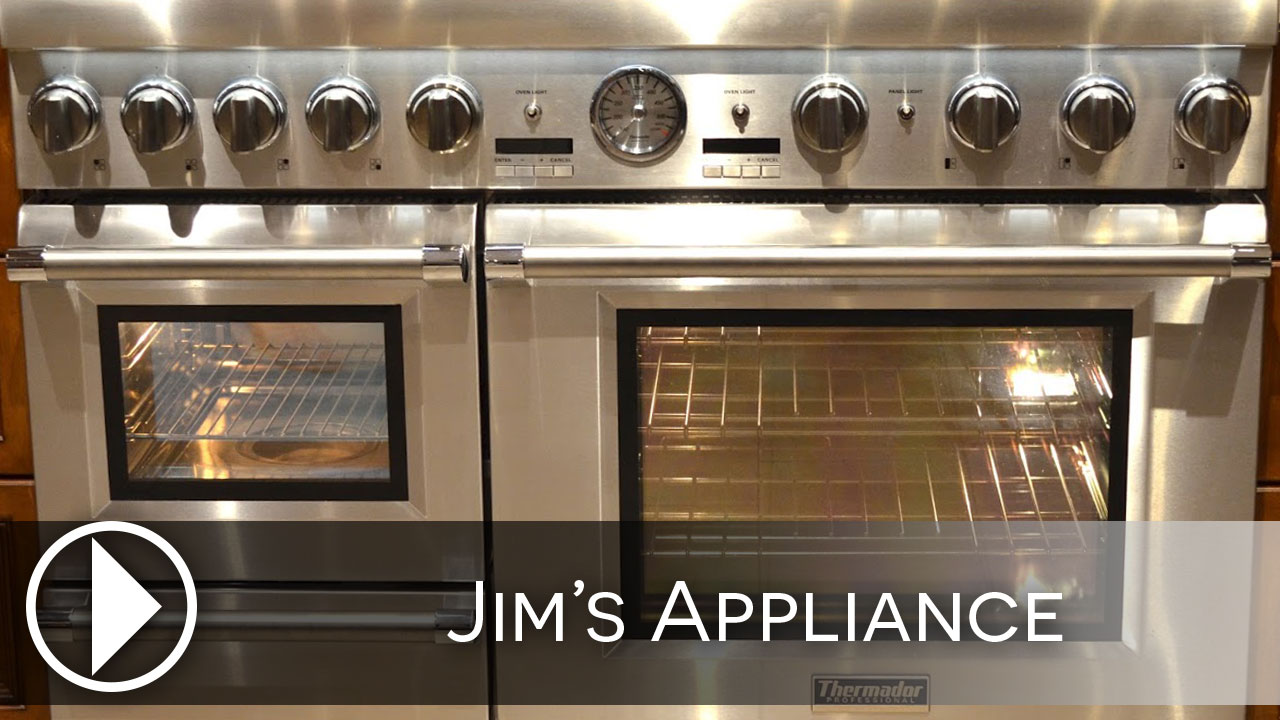 Boise's Hottest Homes; Jim's Appliance 48 In Range Oven