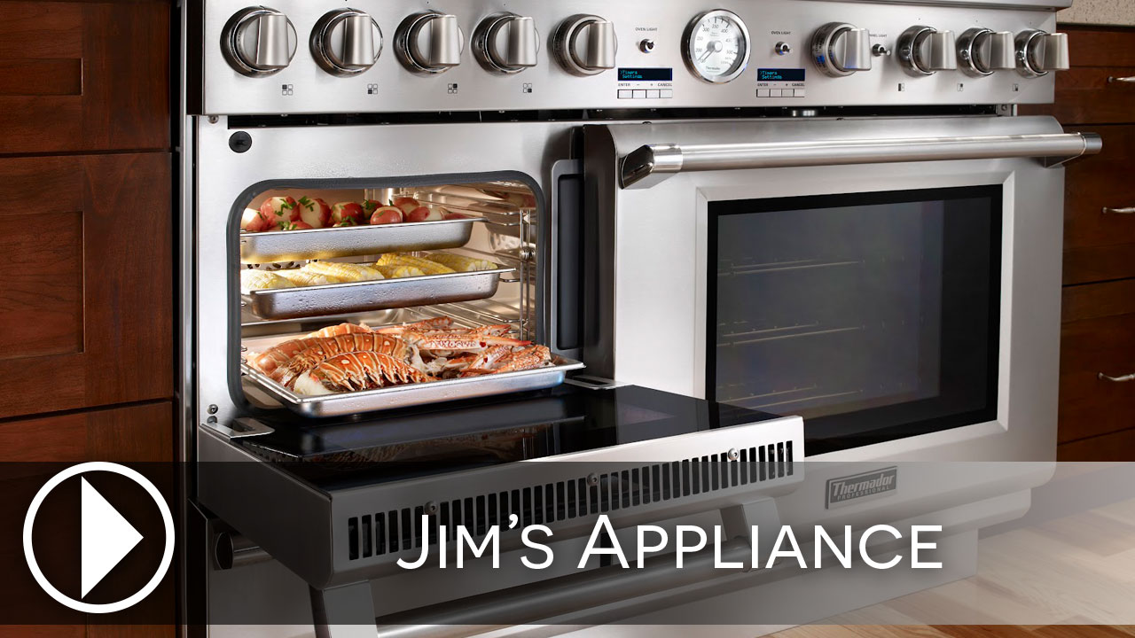 Boise's Hottest Home: Jim's Appliance Steam Oven