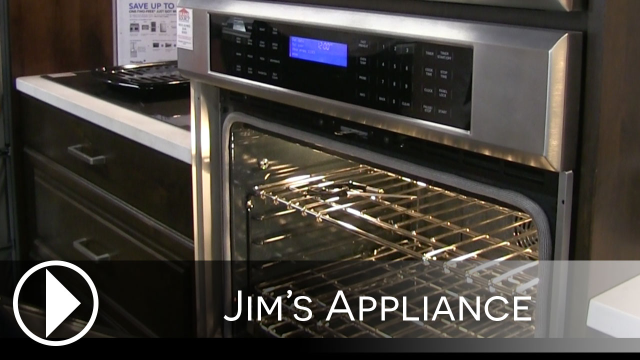Boise's Hottest Home: Jim's Appliance Wall Oven