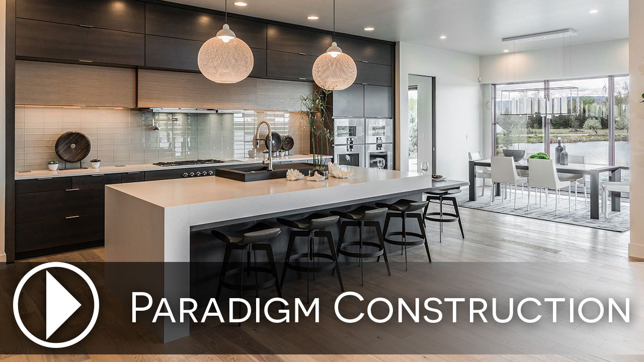 Boise's Hottest Homes; Paradigm Construction; Gaggenau Kitchen Tour