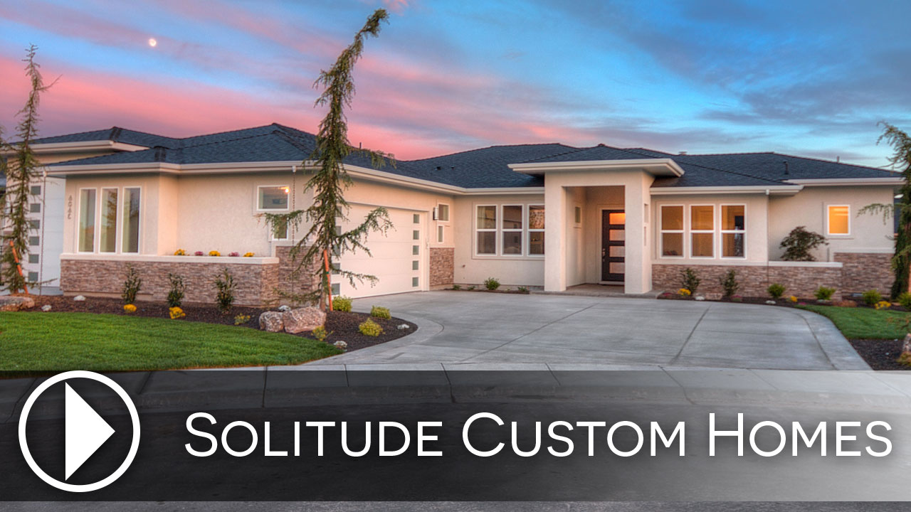 Boise's Hottest Homes; Solitiude Custom Homes