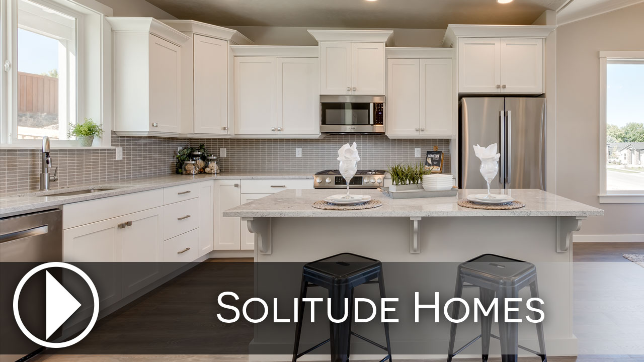 Boise's Hottest Home: Solitude Homes: Cody Weight