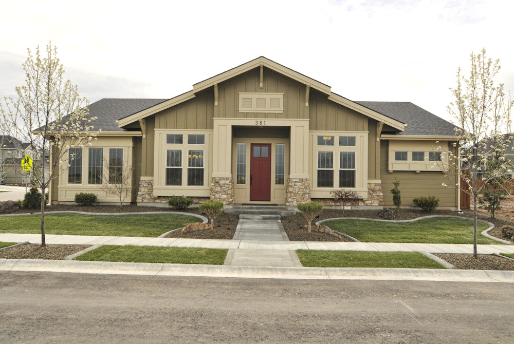Brighton HOme Parade in Paramount Meridian Idaho