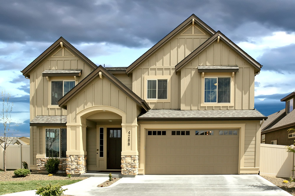 Brighton Homes Tuscnay Parade Home