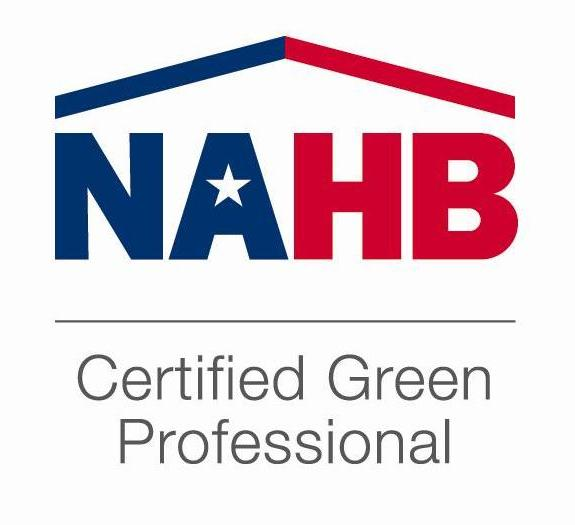 Idaho Certified Green Professional by National Association of Home Builders
