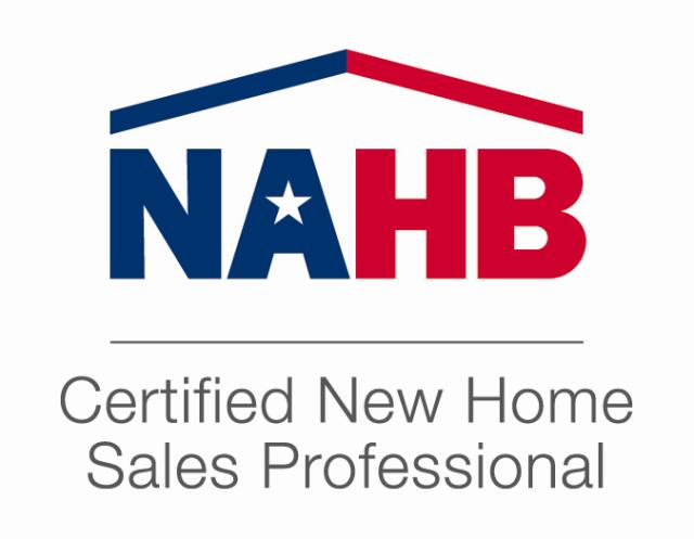 Idaho Certified New Home Sales Professional by National Association of Home Builders