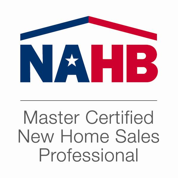 Idaho Master Certified New Home Sales Professional by National Association of Home Builders