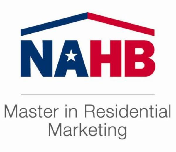 Idaho CertifiedMaster in Residential Marketing Professional by National Association of Home Builders