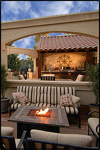 Eagle Idaho Custom Patio by Culpan and Company