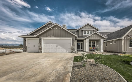 Boise Idaho Parade of Homes 2016- by Eaglewood Homes