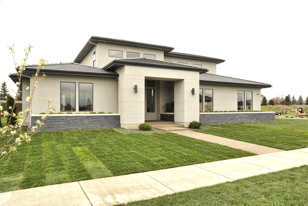 Eric Evans Construciton 2011 Boise Parade Home in Castlebury West Eagle IDaho