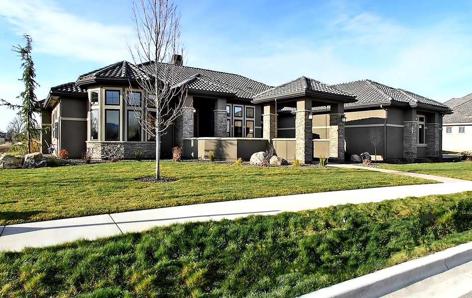 Custom Homes Star Idaho