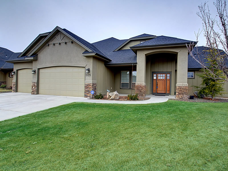 hallmark homes gallery build idaho