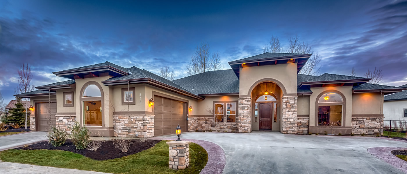 Hammett homes eagle idaho builder for Custom built home plans