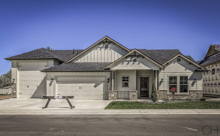 Boise Idaho Parade of Homes 2016