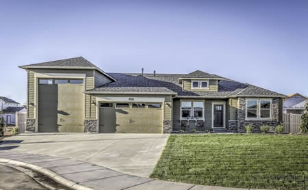 Hayden Homes- Boise Idaho Parade of Homes 2016