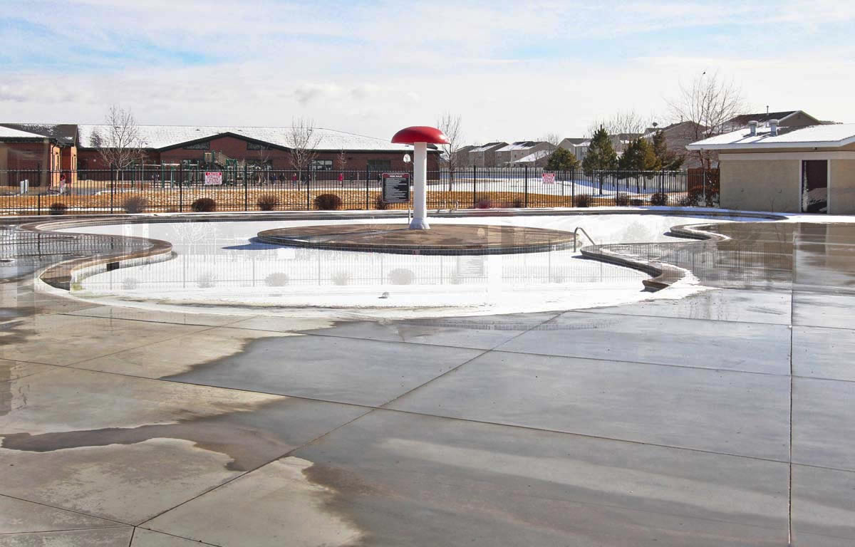 Charter Pointe Community Pool